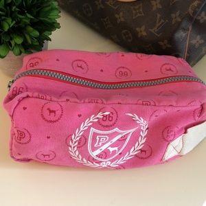 NEW Victoria's Secret PINK Cosmetic Bag